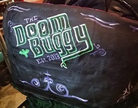 "The Doom Buggy - ""Re-Materialized"""