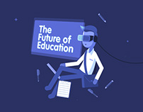 Future of Education - Animated Gif