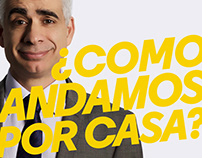COMO ANDAMOS POR CASA / Cine Chileno