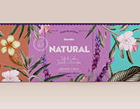 Panvel Natural • Package Design
