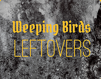 Weeping Birds - Leftovers EP cover