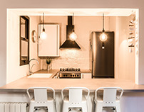 Un hogar en Poble Sec by MyLeimotiv {Interior Design}