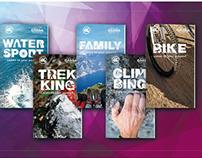 Garda Trentino's brochures, Sport & Fun