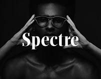 SPECTRE MAGAZINE - EDITION
