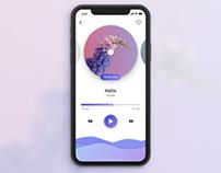 Music App Fullscreen Mode