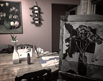Still Life Painting Practice & Process