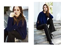 Harper's Bazaar Turkey - Ezgi Bozkurt // Ekim 2016