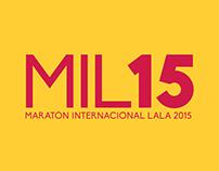 MIL15, Maratón Internacional Lala 2015