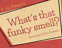 What's that funky smell?