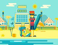 Solar Energy for Hotels - E-Solar