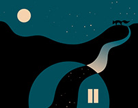L'astrofilo - Illustration