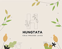 Hungtata Fruit Juice Branding & Design