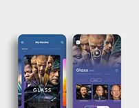 Film app UI