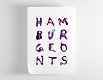 Gellin' Typeface Design