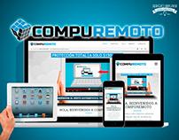 COMPU REMOTO - DISEÑO WEB