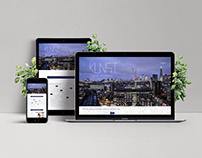 Website Design & Branding | University Project