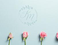 Katie Moos Photography Branding