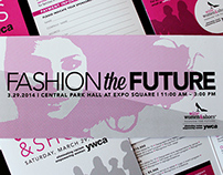 YWCA Wine Women & Shoes Tulsa '14 // Fashion the Future