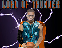 Russell Westbrook- Lord Of Thunder