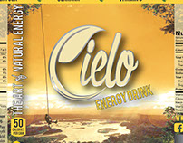 Cielo Energy Drink - (Work in Progress)