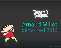 - demo reel 2015 -
