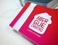 Albergue Criativo Coletivo de Design   Brand