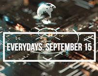 everydays. september 15