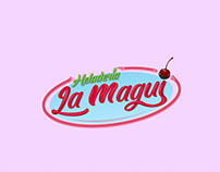 libro de marca La Magui