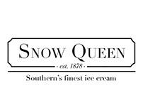 """Snow Queen"" Logo Development"