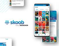 Skoob: UX/UI Redesign