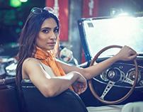 Roshmitha Harimurthy (Miss Diva 2016) - Sandeep MV