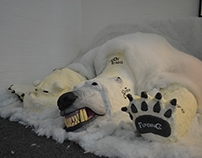 Polar Bears and Global Warming: Exhibition Piece