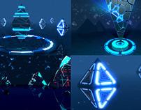 Geometric Planet - VJ Loop Pack (3in1)