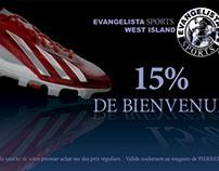 Evangelista Sport Advertise