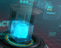 Camera Data Tesseract UI