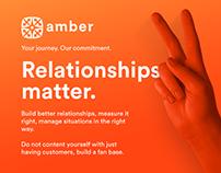 Amber - Brand Identity