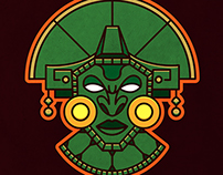 Aztec Illustration