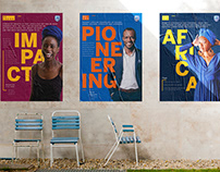 Standard Bank Persona Poster Design