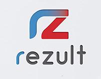 REZULT - Logo Design