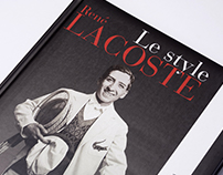 Le style René Lacoste