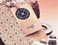 Xenia Hotel Branding