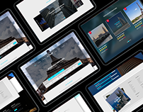 Go Travels - PSD Templates With Blog Pages