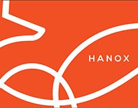 Hanox Footwear Branding & launch campaign