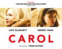 Carol - Movie Poster