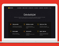 Budafish Kft. webdesign + build