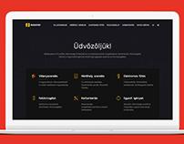 Budafish Kft. webdesign + build
