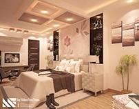 Mr. Muhammad Raslan Apartment Design.