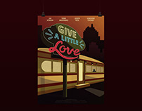 Give A Little Love Poster