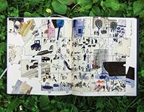 "Illustration for ""Nada / Hope"" book // Adris Foundation"