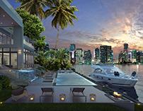 Waterfront Residence